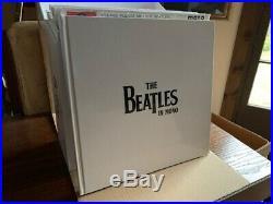 The Beatles In Mono Vinyl Box set LP Albums And Book NM OOP