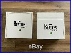 The Beatles In Mono Vinyl Box set LP Albums and Book NM OOP! Ships fast