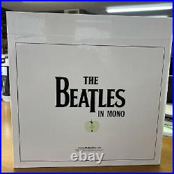 The Beatles In Mono Vinyl LP Box Set OFFERS WELCOME