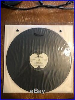 The Beatles In Mono White Album 2014 Reissue Vinyl 180 Gram Double LP