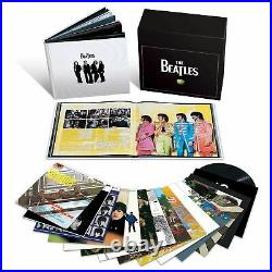 The Beatles In Stereo 180-GM Vinyl 16xLP Box Set NEW Limited Edition
