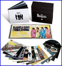 The Beatles In Stereo remastered 180gm vinyl 16 LP box set NEWithSEALED