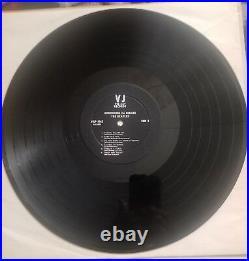 The Beatles Introducing Original Us Vee Jay Records Mono Lp Vj Black Label