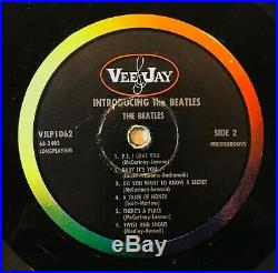 The Beatles - Introducing the Beatles Vee Jay Records 1964 MONO -Vinyl LP