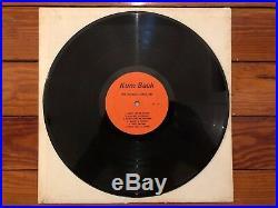The Beatles Kum Back 1969 Bootleg Red Stamp Orange Label Jacket VG Vinyl NM
