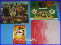 The Beatles LP Sgt. Peppers Lonely Hearts Club Band Mono 2014 Vinyl Not Played