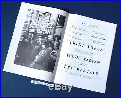 The Beatles Les Beatles A Paris Vinyl 2 Lp Original Pressing +book N. Mint Rare