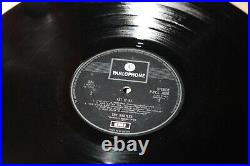 The Beatles Let It Be Box Set Vinyl Record With Booklet Rare 1970