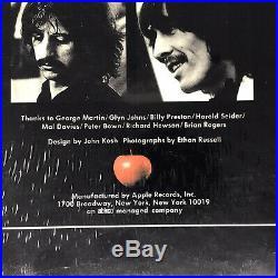 The Beatles Let It Be LP Vinyl Record Original 1970 Pressing Sealed Mint AR34001