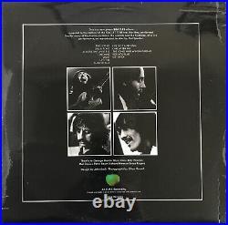 The Beatles Let It Be Lp Apple White Vinyl Uk Rare Export Near Mint Pro Cleaned