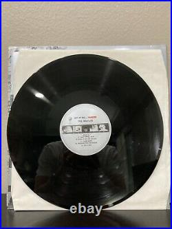 The Beatles Let It Be Naked Vinyl Record LP Parlophone 2003 VG+/G