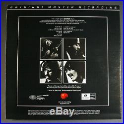 The Beatles Let It Be Pristine Mint Mfsl Lp 1-109 Translucent Virgin Vinyl