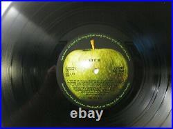 The Beatles, Let It Be, UK original 1970 Box Set+Booklet. LP