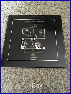 The Beatles Let it Be 1978 UK White Vinyl PCS 7096 Stereo LP