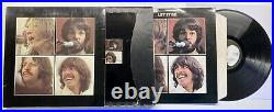 The Beatles Let it Be original boxed vinyl and book. Complete and original