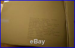 The Beatles Limited Edition U. K Pressing White Album with White Vinyls & inserts