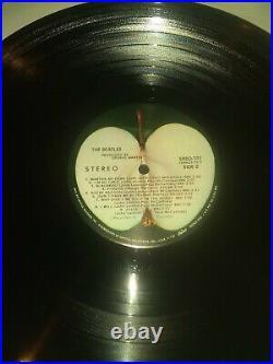 The Beatles Lot White Album by The Beatles Vinyl Original 1968