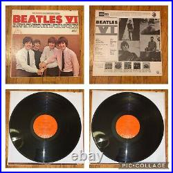 The Beatles Lot of 11 vinyl albums 1960's ALL PLAYTESTED CLEAN Rubber Soul Help