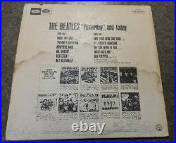 The Beatles Lp Yesterday And Today 1967 Original 3rd State Rare