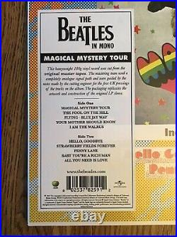 The Beatles Magical Mystery Tour 2014 factory sealed Mono LP out of print MINT
