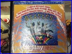 The Beatles Magical Mystery Tour MFSL Vinyl Record SEALED
