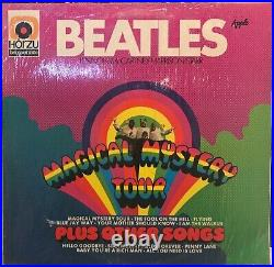 The Beatles Magical Mystery Tour Plus other songs SEALED NEVER OPENED