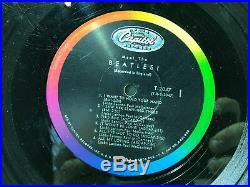 The Beatles Meet The Beatles! Capitol T-2047 Mono RIAA #3 LP Vinyl Record Album