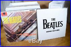 The Beatles Mono Box Set Vinyl LPs NEW! Still in Shipping Package