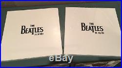 The Beatles Mono Box Vinyl Set
