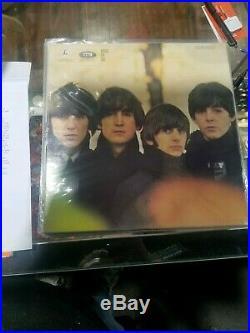 The Beatles Mono Collection 434/1000 11 Vinyl Set Uk 1982 Bm1 Ex-Mint Shape Rare