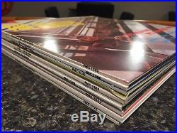 The Beatles Mono Collection Vinyl BMC10 1982 Red Box Set 10 LPs NM PERFECT