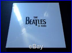 The Beatles Mono Vinyl Box 14-Lp 1st A1/B1 PRESSING 06/2014 withBook Like-New
