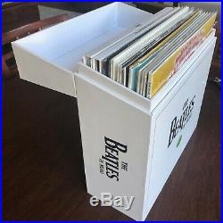 The Beatles Mono Vinyl Box Set (14 Discs, Sep 2014) (Like New See Description)