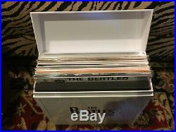 The Beatles Mono Vinyl Records Box Set Remastered Limited Edition Near Mint