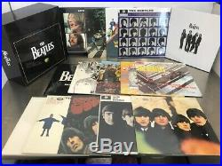 The Beatles Original Stereo 180-gram Audiophile Quality Vinyl Box Set WithBook NEW