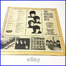 The Beatles PMCS306 Very Rare'The Beatles' Hottest Hits' Vinyl LP VG/VG Nice