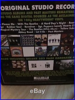 The Beatles Past Masters Box set Mint Vinyl Record LP