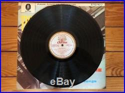 The Beatles Please Please Me 1963 Odeon ZTOX 5550 German Jacket VG+ Vinyl VG