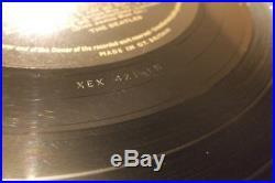 The Beatles, Please Please Me, 1963 Uk Vinyl Lp Album, Black & Gold, 1/1, Pmc 1202 Vg