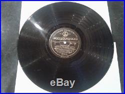 The Beatles Please Please Me 1st Mono Pressing Gold Black Dick James Vinyl good