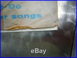 The Beatles Please Please Me Gold Parlophone Vinyl LP 1st Aust Mono VG+/F