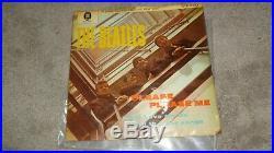 The Beatles Please Please Me LP ZTOX 5550 Germany Gold Odeon Vinyl 1964