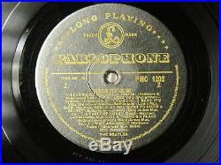 The Beatles Please Please Me Mono Gold Label Ex Vinyl (YouTube Video)