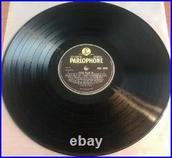 The Beatles Please Please Me. PCS 3042. VG/F. Early UK Stereo! Vinyl Record LP