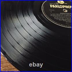 The Beatles Please Please Me (Parlophone PMC 1202) 1963 Rare 3rd Pressed Vinyl