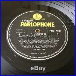 The Beatles Please Please Me (Parlophone PMC 1202) 1963 Vinyl 5th Press E J Day