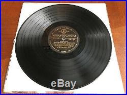 The Beatles Please Please Me U. K. Mono Vinyl 63 (Northern Songs) BLACK & GOLD