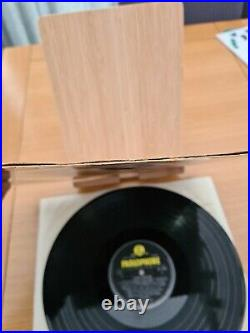 The Beatles Please Please Me Uk Parlophone Stereo Vinyl Lp Xex 95-1