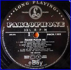 The Beatles Please Please Me (Vinyl)