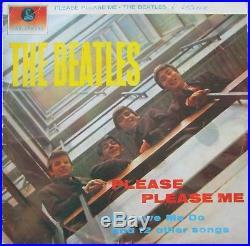 The Beatles Please Please Me Vinyl Australia Genuine 1st 1963 Mono Press
